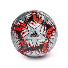 Balón fútbol adidas Finale Top Capitano UCL19/20 gris/rojo