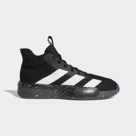 Zapatillas baloncesto adidas Pro Next 2019 negro hombre