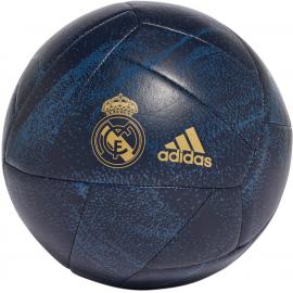 Balón fútbol adidas Real Madrid Capitano Away azul