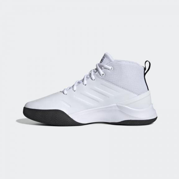 objetivo Incierto Desilusión  Zapatillas baloncesto adidas Own The Game blanco/negro hombr - Deportes Moya