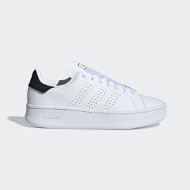 Zapatillas adidas Advantage Bold blanco/negro mujer
