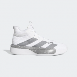 Zapatillas baloncesto adidas Pro Next 2019 blanco junior