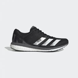 Zapatillas running adidas Adizero Boston 8 negro hombre