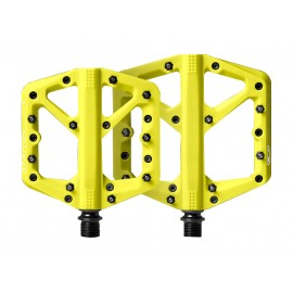 Pedales Crank Brothers Stamp 1 Large amarillo