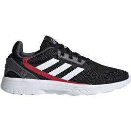 Zapatillas adidas Nebzed K negro/blanco junior