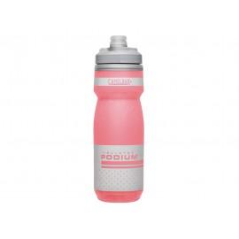 Bidon Camelbak Podium Chill reflective pink 0.6 litros