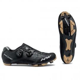 Zapatillas Northwave Ghost XCM 2 negro-Honey Mtb-Xc hombre