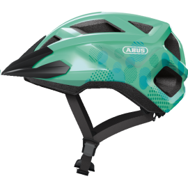 Casco Abus Mountz Celeste Green