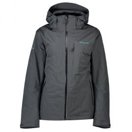 Chaqueta montaña Trangoworld Helens Complet gris mujer