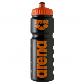 Bidón agua Arena Water Bottle negro/naranja