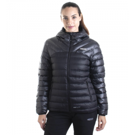 Anorack +8000 Appia 19I negro mujer