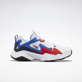 Zapatillas Reebok Royal Turbo blanco/rojo/azul hombre