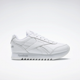 Zapatillas Reebok Royal CL Jogger 2.0 Platform blanco junior