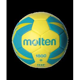 Balón balonmano Molten HX1800-YG amarillo/verde