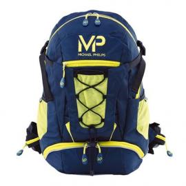 Mochila natación MP Back Pack azul/verde unisex