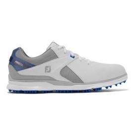 Zapato golf Footjoy Pro SL blanco-gris / hombre