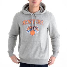 Sudadera New Era Team Logo New York Knicks gris hombre