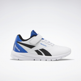 Zapatillas running Reebok Rush Runner 2.0 blanco/azul niño
