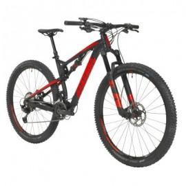 """Bicicleta Stevens 20 Jura 29"""" Velvet Black"""