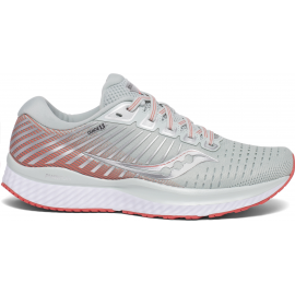 Zapatillas running Saucony Guide 13 gris mujer