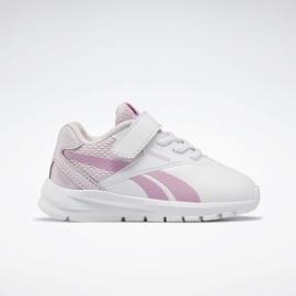 Zapatillas Reebok Rush runner blanco/rosa bebé