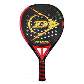 Pala padel Dunlop Inferno Power 2020