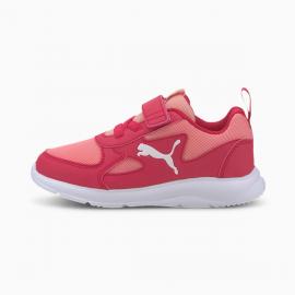 Zapatillas Puma Fun Racer AC rosa/blanco bebé