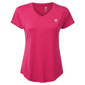 Camiseta Dare 2B Vigilant Tee rosa mujer