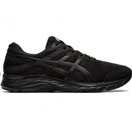Zapatillas running Asics Gel-Contend 6 negro hombre