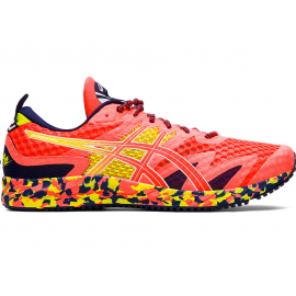 Zapatillas running Asics Gel-Noosa Tri 12 naranja hombre