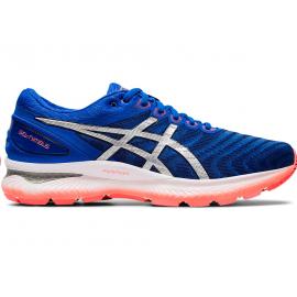 Zapatillas running Asics Gel-Nimbus 22 azul hombre