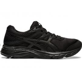 Zapatillas running Asics Gel-Contend 6 negro mujer