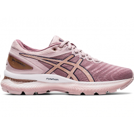 Zapatillas running Asics Gel-Nimbus 22 rosa mujer