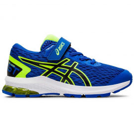 Zapatillas running Asics Gt-1000 9 PS azul/amarillo niño