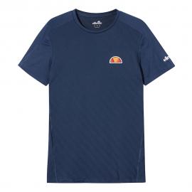 Camiseta tenis/pádel Ellesse Charger azul hombre