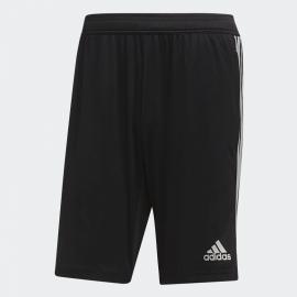 Pantalón fútbol adidas Tiro 19 TR negro/blanco hombre