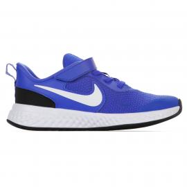 Zapatillas Nike Revolution 5 (PSV) azul/blanco niño