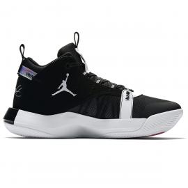 Zapatillas baloncesto Nike Jordan Jumpman 2020 negro/blanco