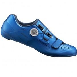 Zapatilas Shimano Road RC5 azul hombre