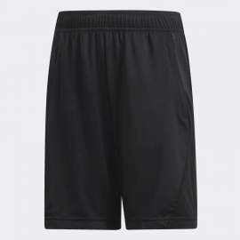 Pantalón corto adidas Equipment Training negro/blanco niño