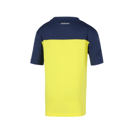 Camiseta adidas Training Equipment amarillo/azul niño