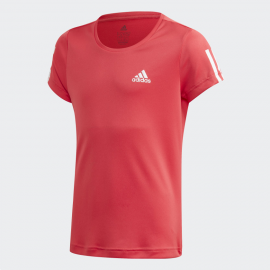 Camiseta adidas Training Equipment rosa niña