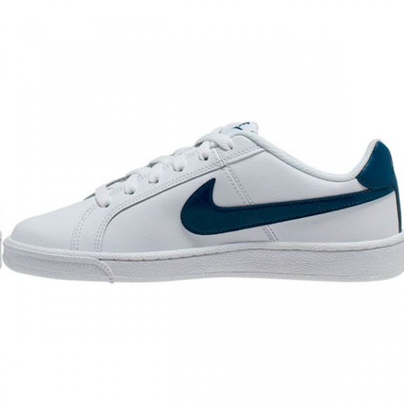 Zapatillas Nike Court Royale blanco/azul mujer