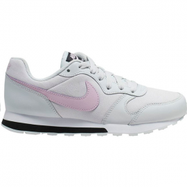 Zapatillas Nike Md Runner 2 (GS) gris/rosa junior