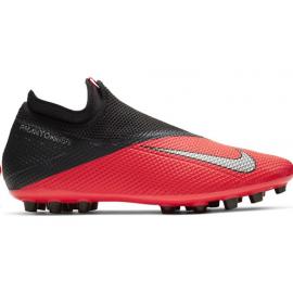 Zapatillas fútbol Nike Phantom VSN 2 Academy AG rojo/negro
