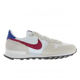 Zapatillas Nike WMNS Internationalist blanco/rojo/azul mujer
