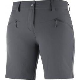 Pantalón outdoor Salomon Wayfarer Lt gris mujer