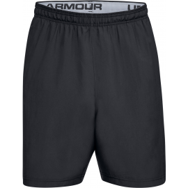 Pantalón Under Armour Woven Graphic Wordmark negro hombre