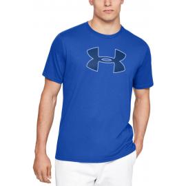 Camiseta Under Armour Big Logo SS azul hombre