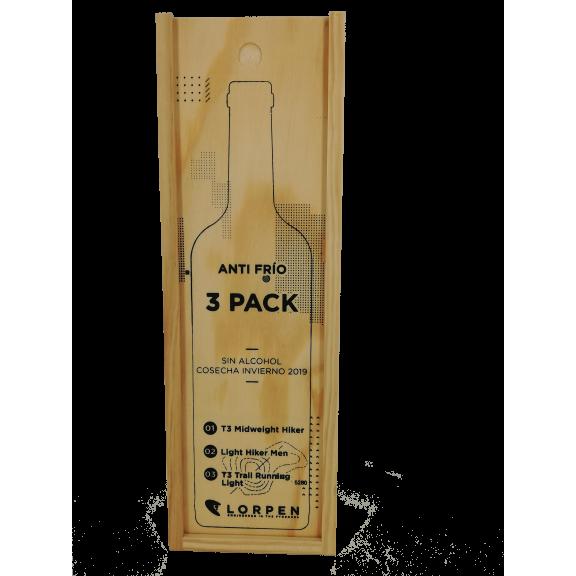 Calcetines Lorpen Pack 3 Especial Anti Frio hombre